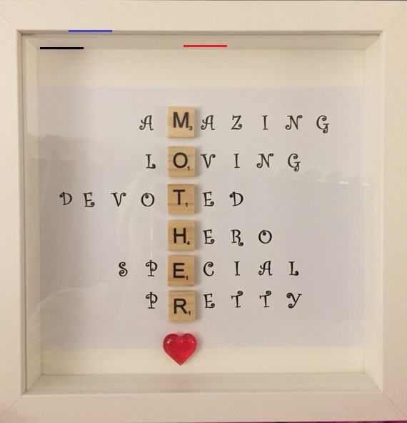 Scrabble Worte