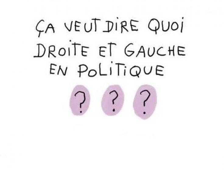 Les partis politiques rassemblent des personnes qui partagent les mêmes opinions sur la façon de diriger un pays. En France, il y a deux grandes forces politiques : la gauche et la droite.