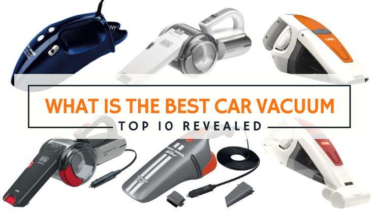 Best Car Vacuum Cleaner in 2016