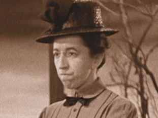 Margaret Hamilton | The Wizard of Oz (1939 ) Still scared of her to this day....