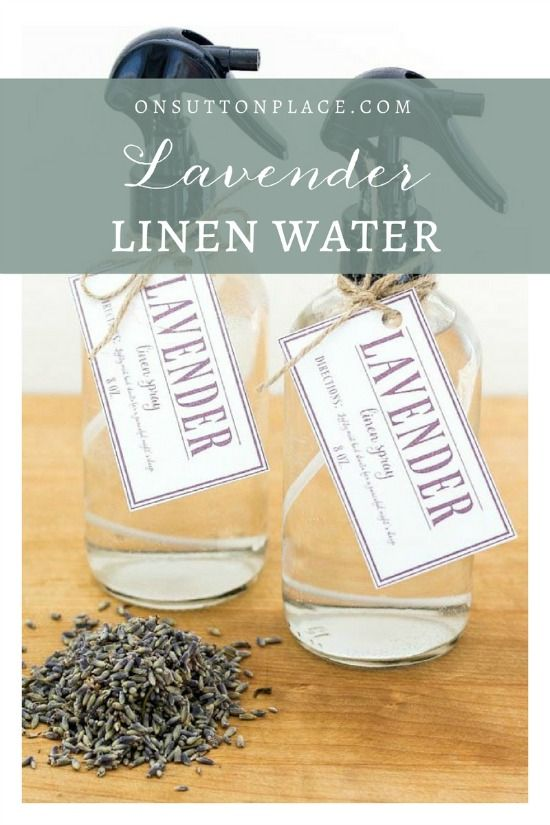 A collection of 8 DIY Lavender Projects