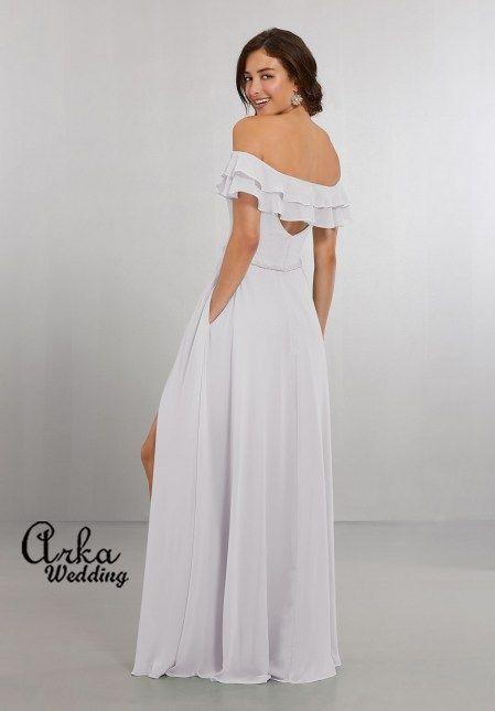 Κωδικός: 21562 Τιμή: 300,00 € Βραδινό Φόρεμα Αέρινο Chiffon, με Άνοιγμα στο Πόδι. Πληροφορ. και ραντεβού,Τηλεφ. 210 6610108 http://www.arkawedding.gr/vradino-aerino-chiffon-anoigma-21…