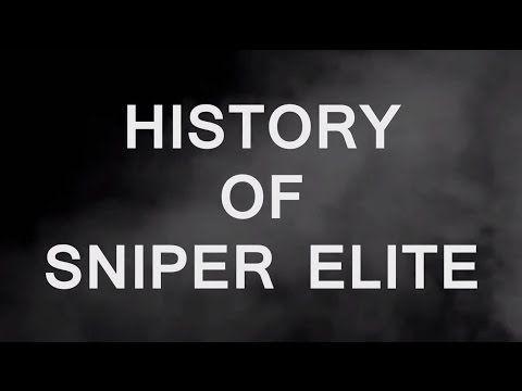 History of Sniper Elite