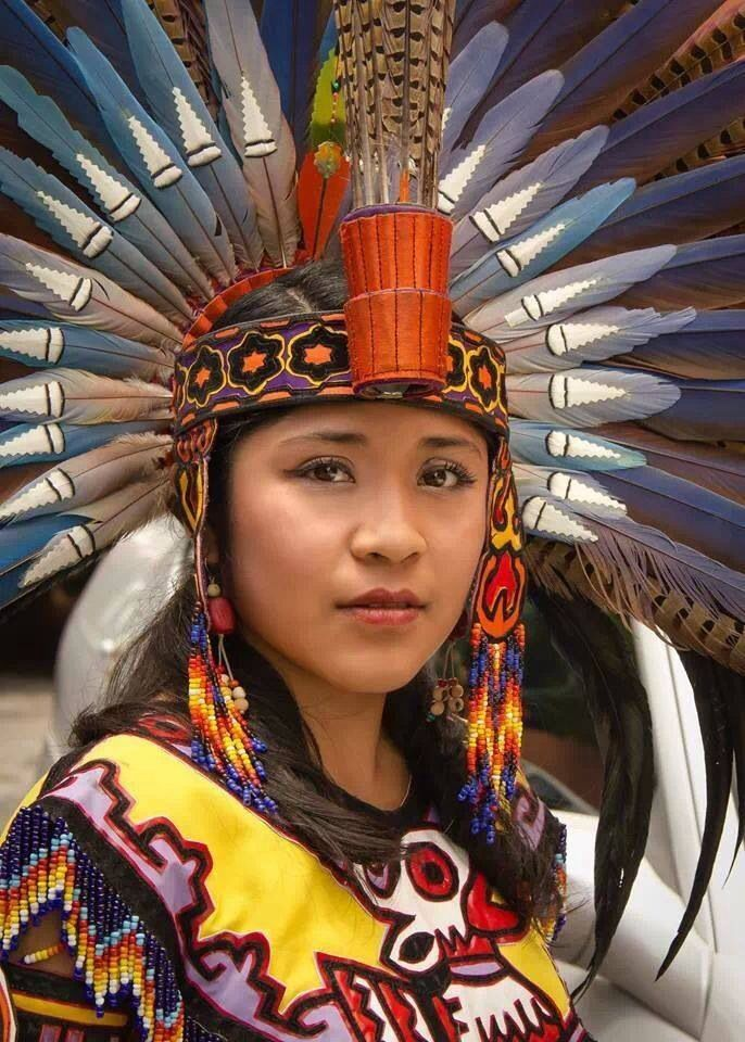 an analysis of the aztec indians in the central americas history History of precolonial north america  humans migrated to alaska via the bering land bridge and colonized the americas  north america, central america,.