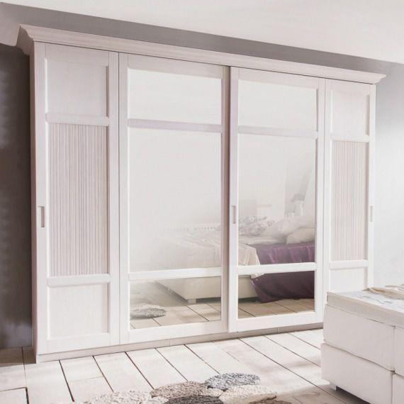 Casa Szafa 2 drzw. z drzwiami przesuwnymi 2 drzwi z lustrem 5090CA32