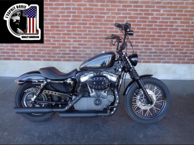 Harley-Davidson Nightster 1200 d'occasion