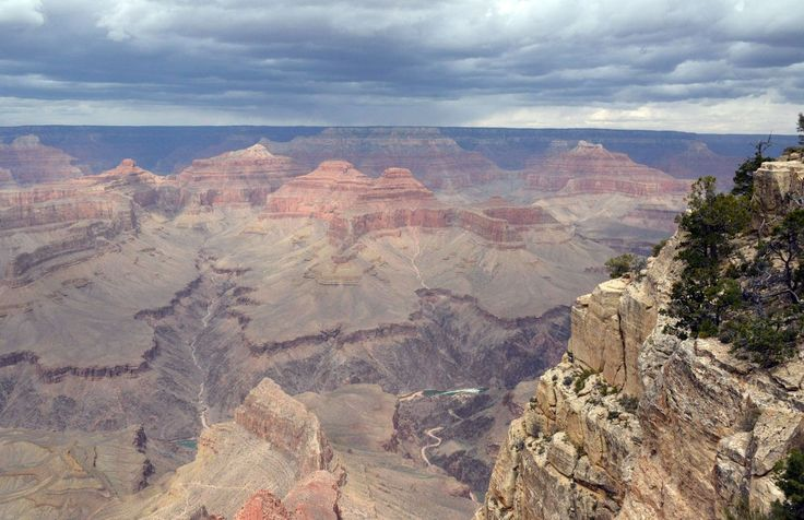 8 Facts About The Grand Canyon You Never Knew - http://archidom.info/?p=9499