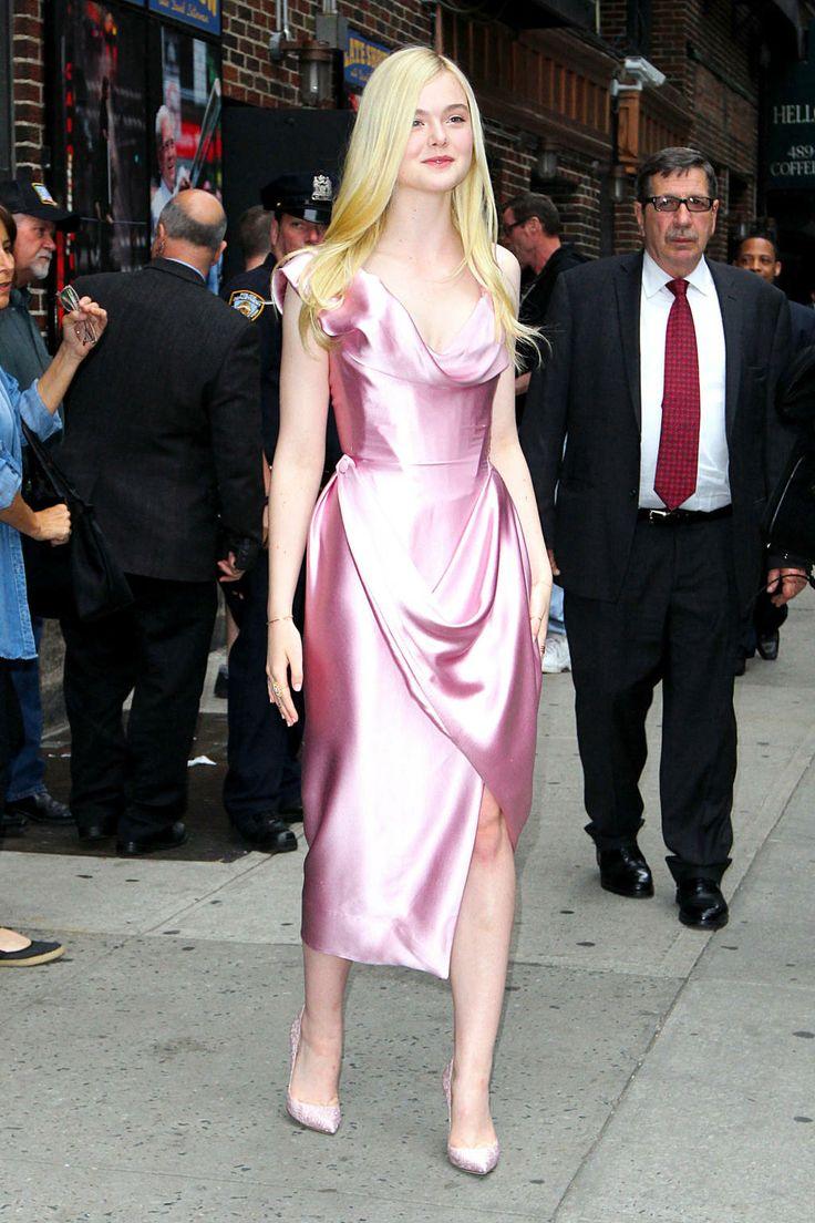 Elle Fanning Style - Elle Fanning Maleficent - Harper's BAZAAR
