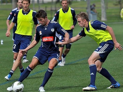 Harry Kewell, Melbourne Victory