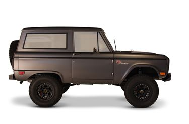 Growing up in southern California, I always wanted to own a two-door bronco.  The guys at ICON are re-engineering the classic Bronco and updating it for today.  All built by hand in Los Angeles.