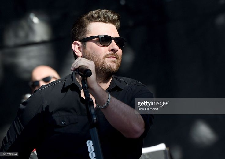 Musician Chris Young performs onstage during NHL All-Star Winter Park Nashville 2016 - Day 3 on January 30, 2016 in Nashville, Tennessee.