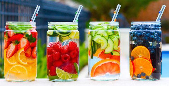 Ochutnajte tieto detoxikačné nápoje a už nebudete siahať po džúsoch a sladených nápojoch