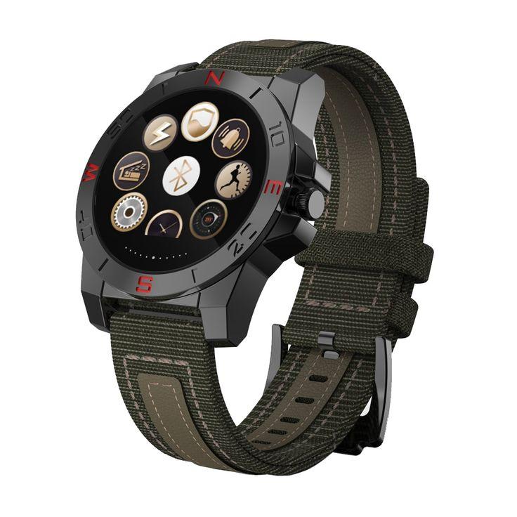 X1 outdoor smart watch thermometer höhenmesser barometer armbanduhr herzfrequenz smartwatch sport fitness für ios android telefon männer //Price: $US $58.66 & FREE Shipping //     #smartuhren
