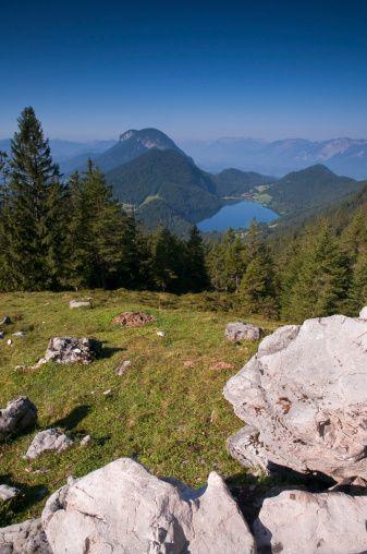 Hintersteiner See / Wilder Kaiser Gruppe