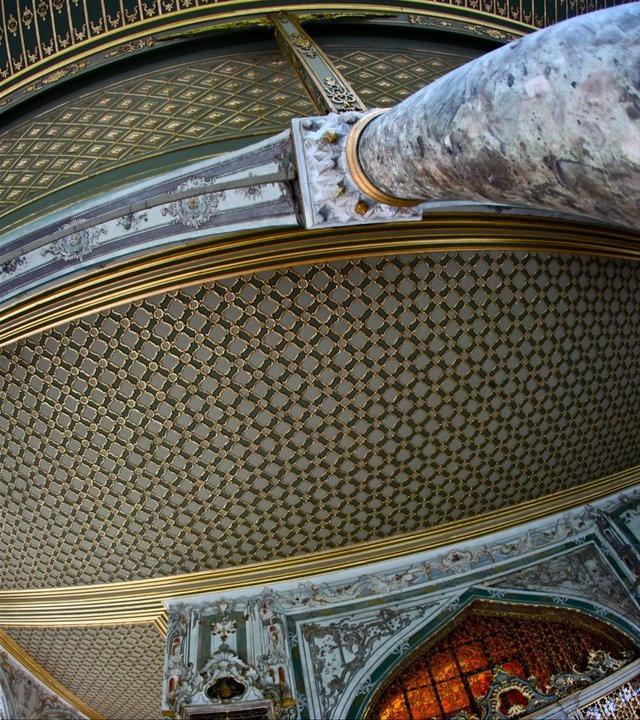 Ottoman Texture, Topkapi Palace, Istanbul