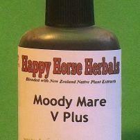 Moody Mare V Plus 30ml www.happyhorsehealth.co.nz