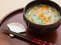 La zuppa di miso: la zuppa delle zuppe