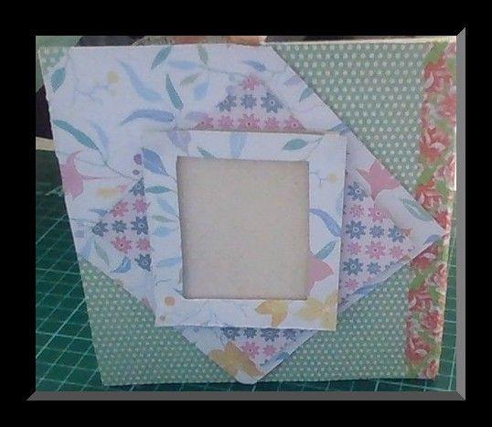HOMEMADE voorkant envelop