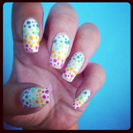 Colorful dots #minijagtboe