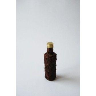 Sticla 100 ml Dorica imbracata in scoarta | Articole imbracate in scoarta