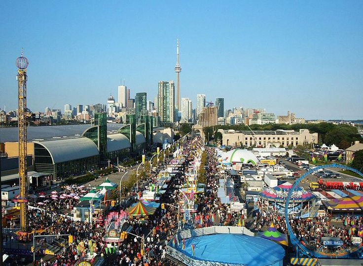 Good news Torontonians, there are only 11 more days left until opening day at the CNE! @LetsGoToTheEX #CNE2015