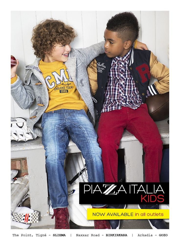 Kidswear now available in all outlets