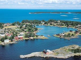 Archipelago of Kotka, Finland