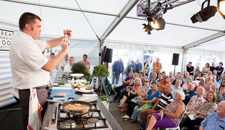 The Festival : Great Cornish Food