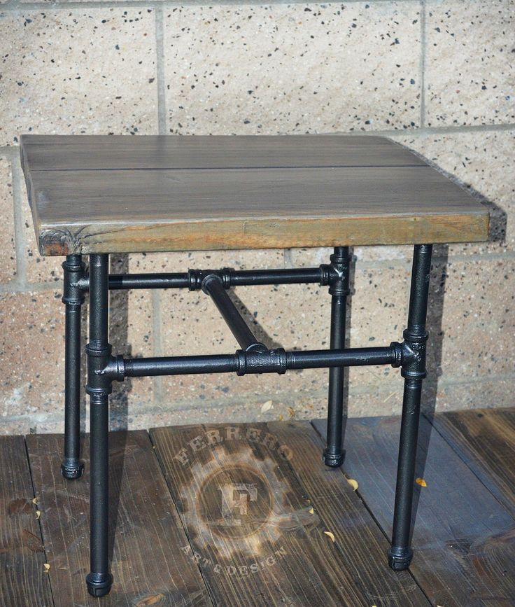This Sleek And Rustic Industrial Table Would Look Great In: 1000+ Ideas About Gray Wood Stains On Pinterest