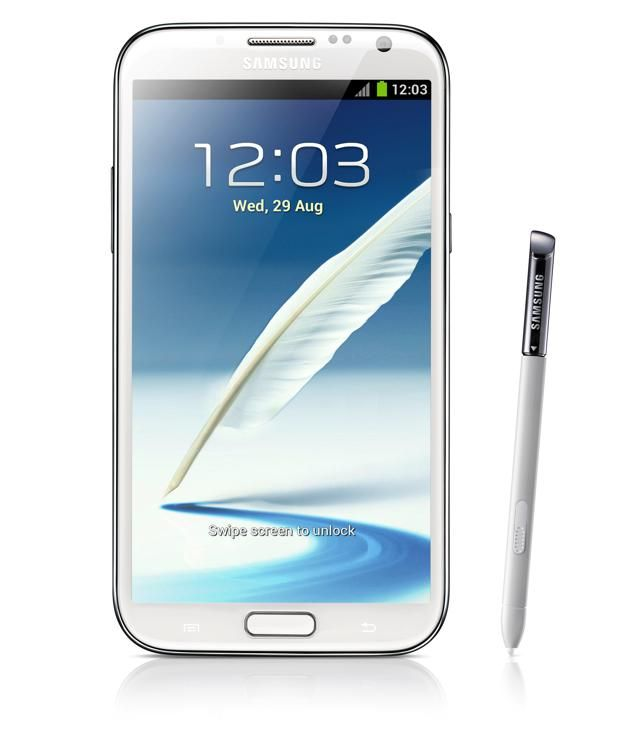 Samsung Galaxy Note 2 Output in India: Official Date and Price