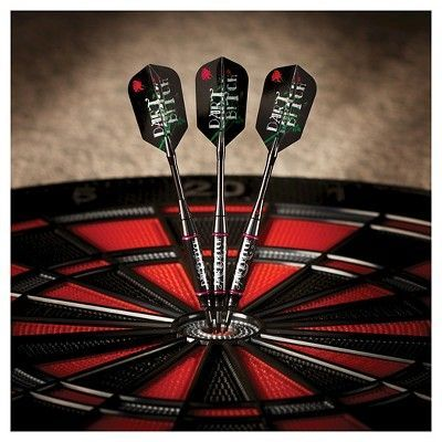 Viper Vanity Atomic Baby Soft Tip Darts 16 Grams, Black
