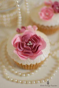 Muffins deliciosos y con linda decoración