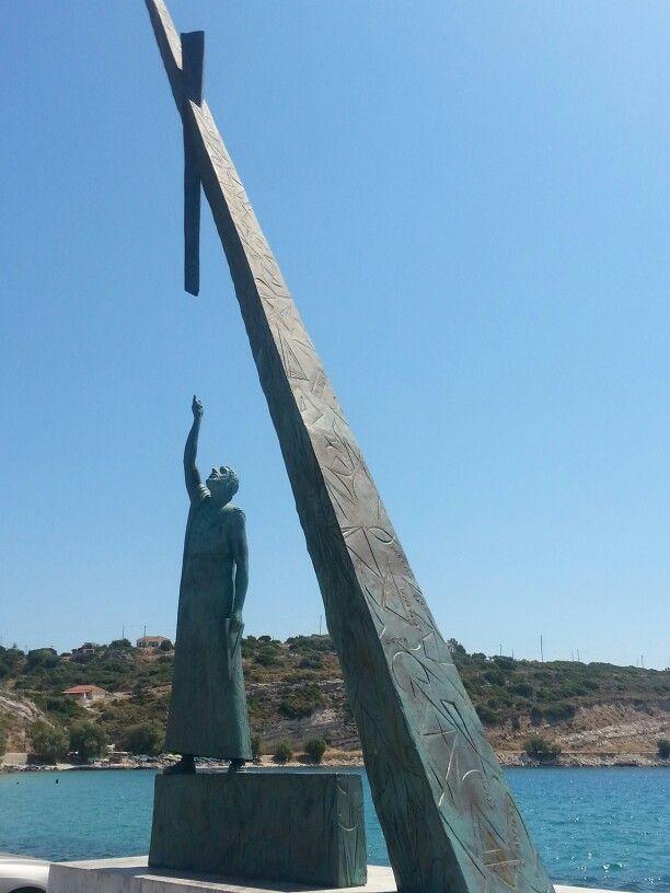 Samos, Pythagoras, Pythagorion port