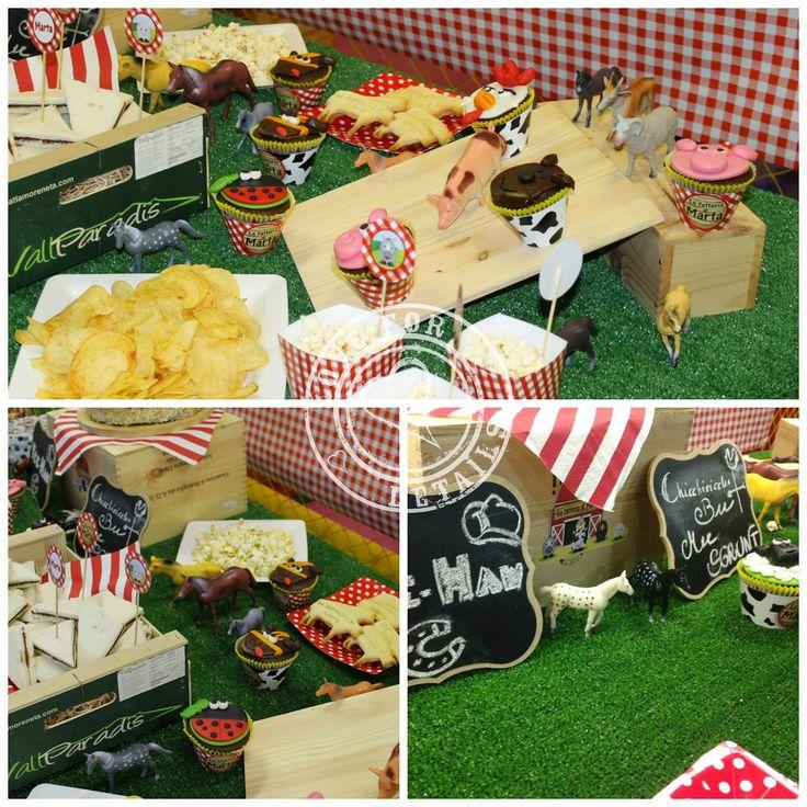 Love for Details: LA FATTORIA: COMPLEANNO A TEMA - HAPPY FARM BIRTHDAY PARTY