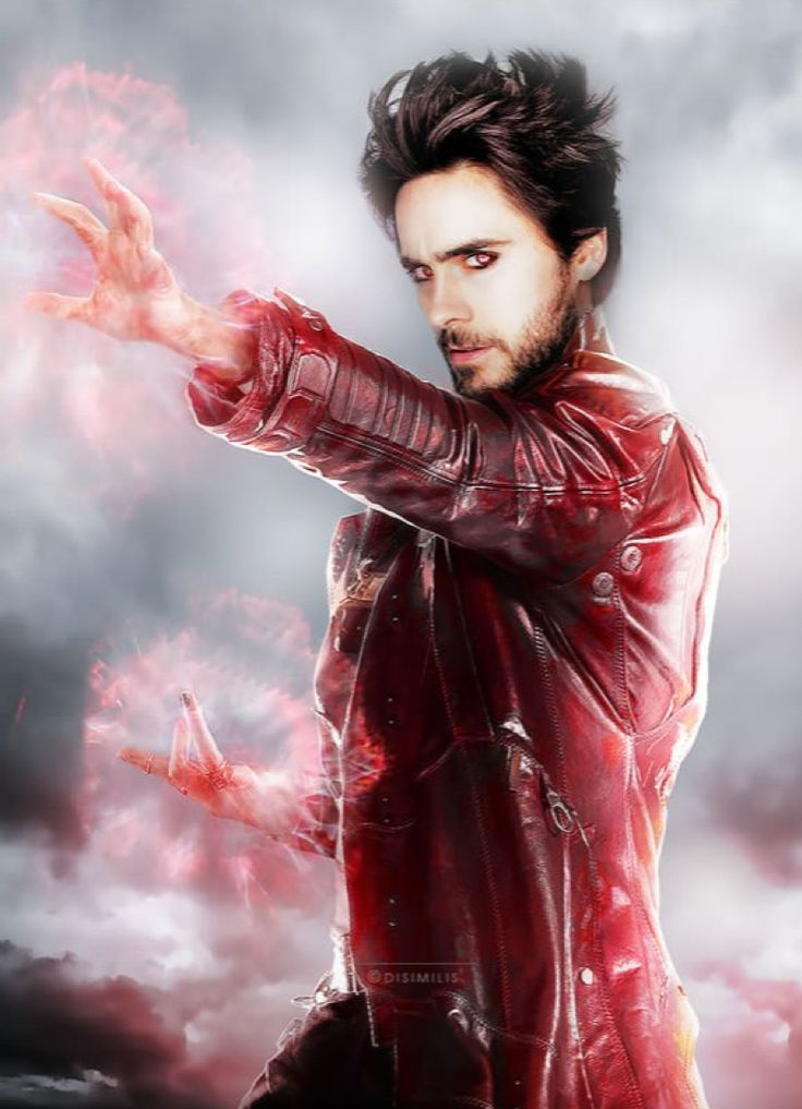 Genderbent genderbender gender swap male Scarlet Witch ...