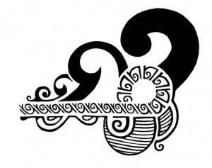 Polynesian Designs And Patterns | Polynesian Tattoo Designs – You'll Be Poor If You're Not Careful ...
