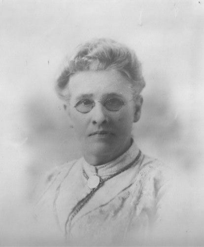 Mary Agnes  Astley grandmother of iris duerden