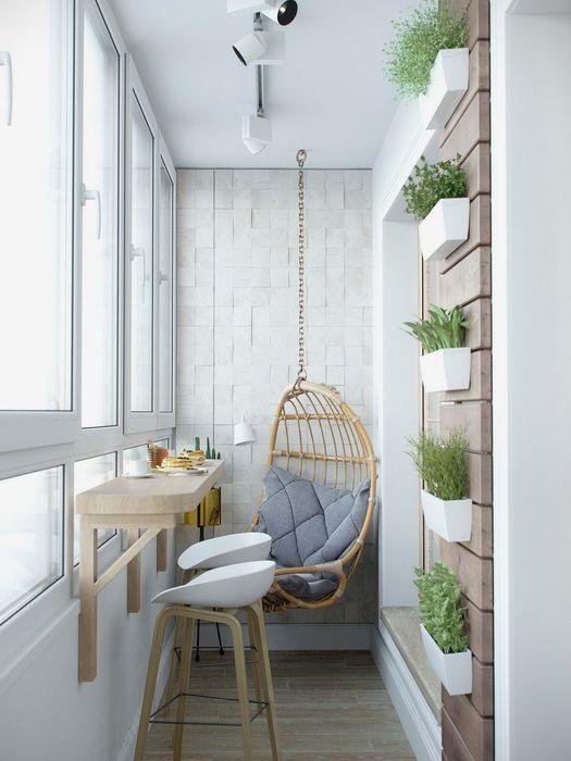 Pastelltöne für ein 68 m² großes Apartment in …