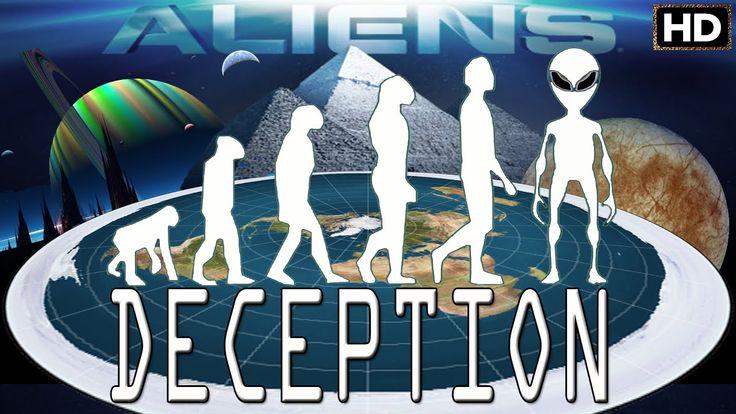 Flat Earth Truth of the UFO Alien Deception - Full Documentary 1080p [HD]