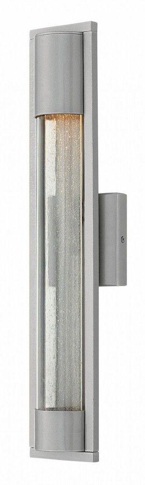 CanadaLightingExperts | Mist - One Light Outdoor Medium Wall Mount
