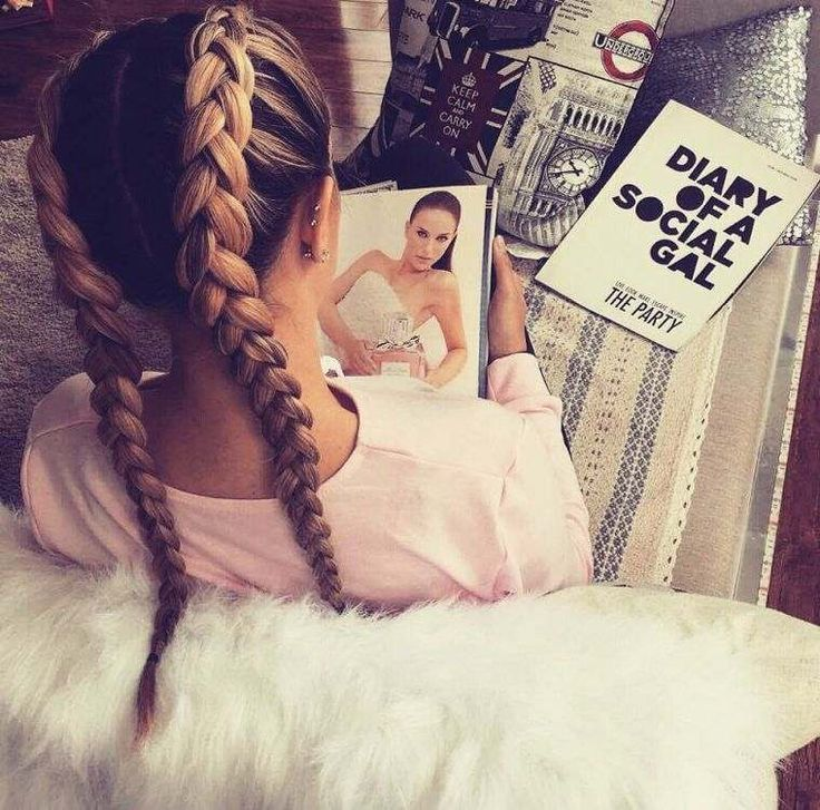 Boxer braid: how to appropriate the boxer hairstyle braids like a star