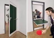table tennis door!!!
