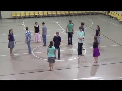 Levi Jackson - Circle. Love to do this dance!