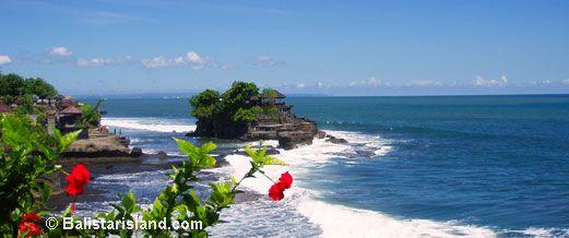 Tanah Lot Temple, Tourist Destinations in Bali
