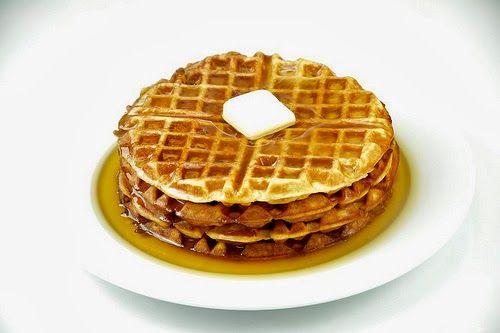 Receta: cómo hacer gofres o waffles americanos - Entérate de algo