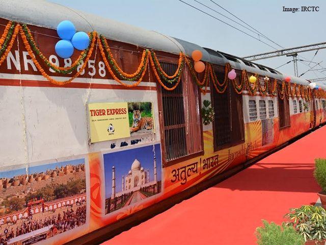 Slideshow : IRCTC's first semi-luxury train Tiger Express: 7 things to know - IRCTC's first semi-luxury train Tiger Express: 7 things to know - The Economic Times
