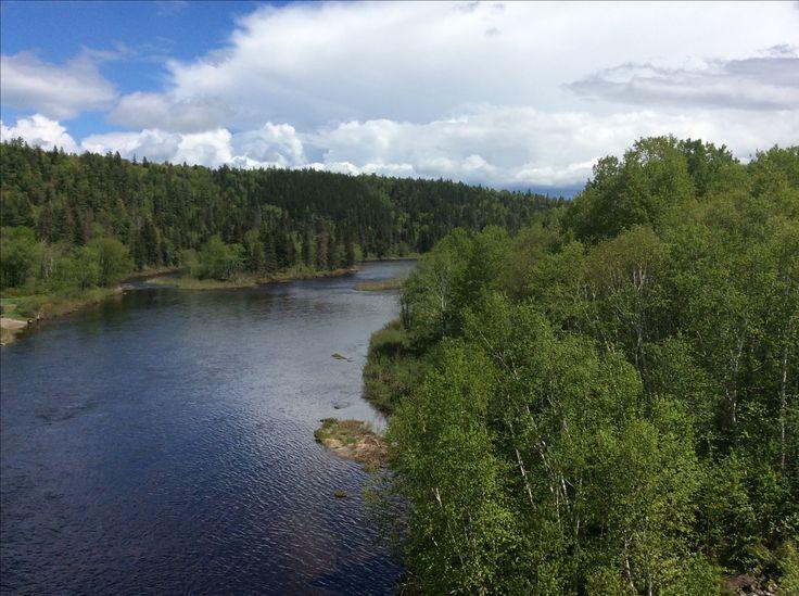 Nipisiquit River, Northern  NB
