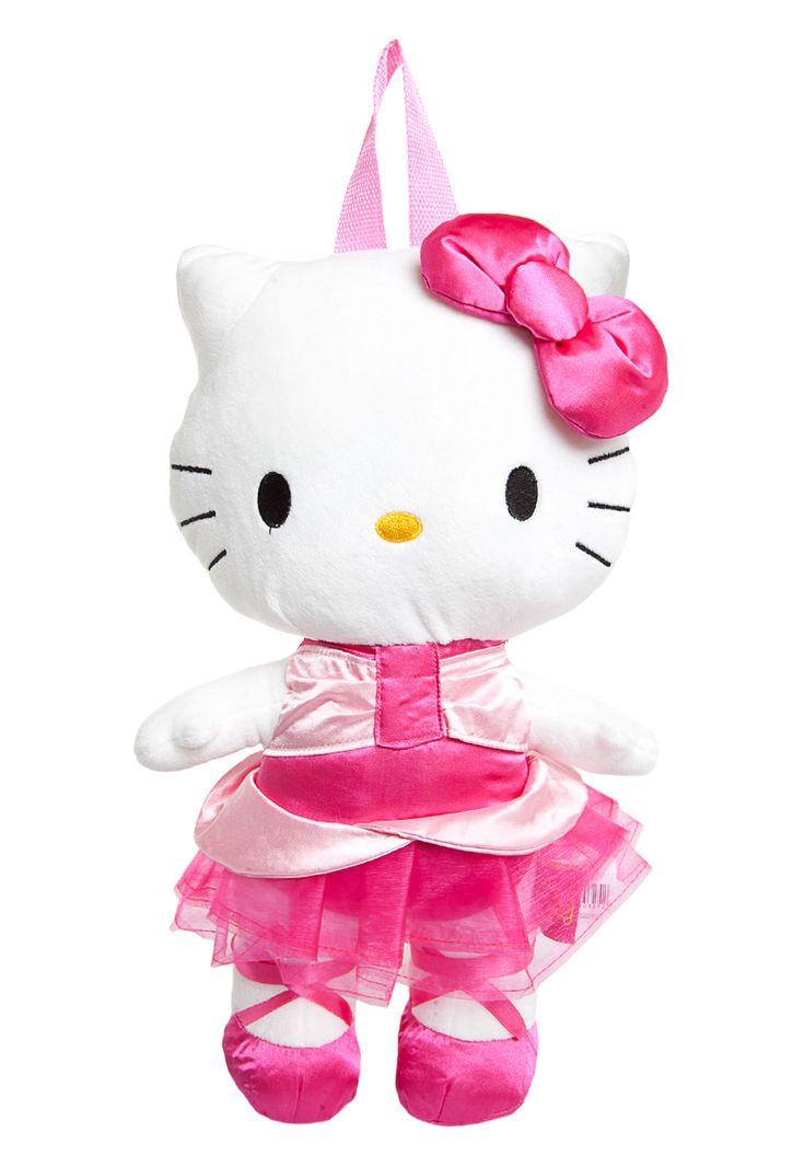 Mochila Hello Kitty Boneca Rosa - Compre Agora | Dafiti Brasil