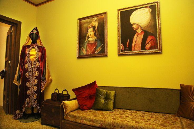 Hürrem Sultan Roxelana Real Room Escape Odadan Kaçış