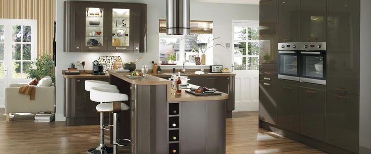 Glendevon Graphite Howdens Kitchen Home Ideas Pinterest In The Flesh The O 39 Jays And Grey
